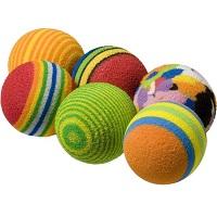 Adori Speeltje Bal Regenboog - Kattenspeelgoed - Multi