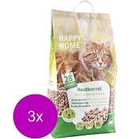 Happy Home Natural Wood - Kattenbakvulling