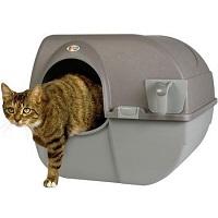 Omega Paw Zelfreinigende Kattenbak L