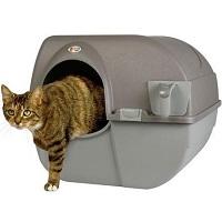 Omega Paw Zelfreinigende Kattenbak