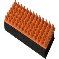 Adori Verzorgingsborstel Rubber Kat