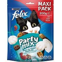 Felix Party Mix - Kattensnacks Seaside