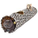 1. Billy & Becky - Kattentunnel - Speeltunnel kat