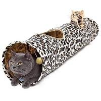 Billy & Becky - Kattentunnel - Speeltunnel kat - Katten tunnel