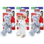 3. Kong Cat Softies Fuzzy Bunny - Kattenkruid