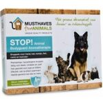 4. STOP! Animal Bodyguard Aromatherapie - 4 x 8 ml